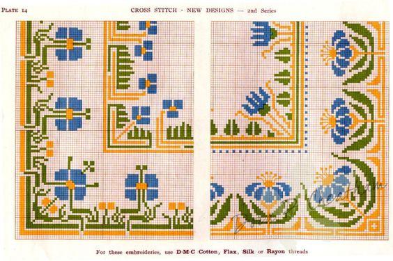 Gallery.ru / Фото #1 - Vintage DMC - New Designs - 2nd Series - Dora2012 (14 of 21)