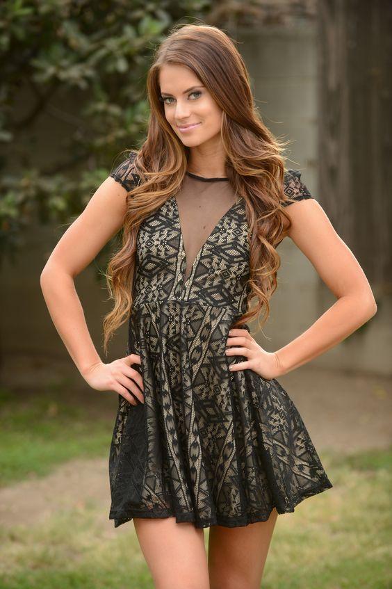 Acute Dress