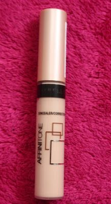 Flash's by Cinha Pacheco: Review: Corretor Maybelline Affinitone (FAPEX.PT)