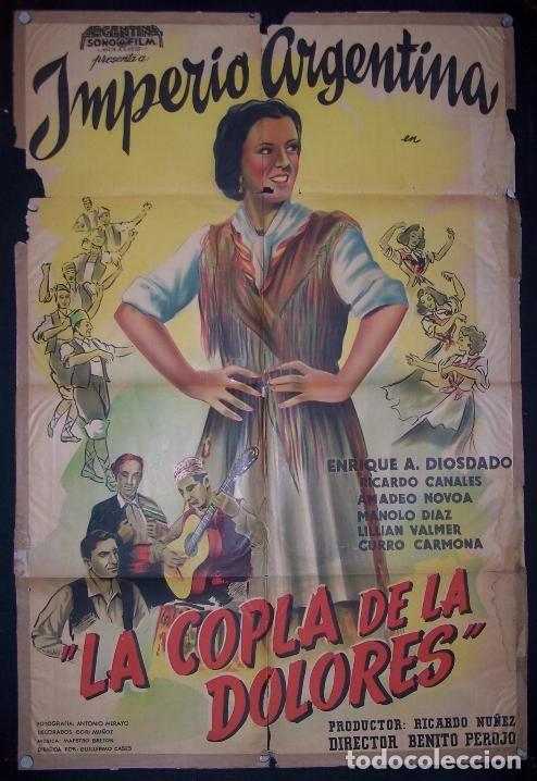 Imperio Argentina La Copla De La Dolores Argentina Imperio Cine