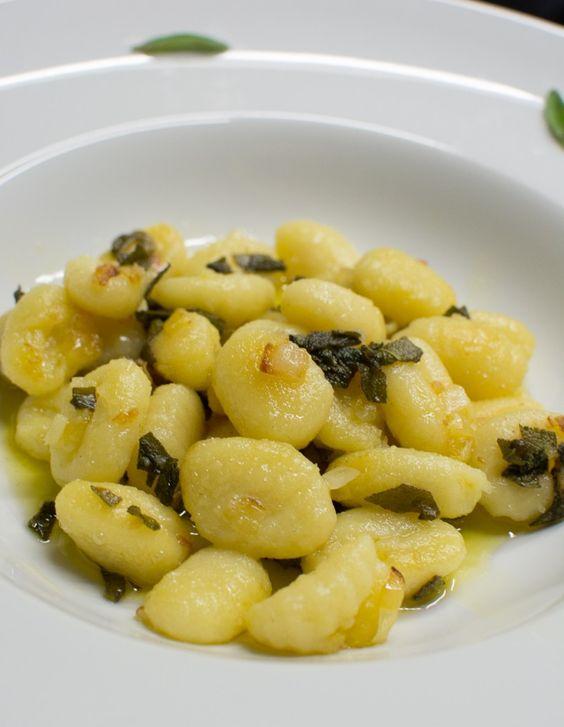 Gnocchi in Salbeibutter - Katha-kocht!
