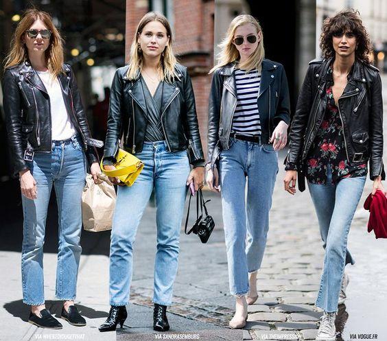 Fall Looks: Jacket + Jeans