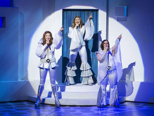 Musicals Musicaltheatre Mammamia Broadway Westend Mamma Mia