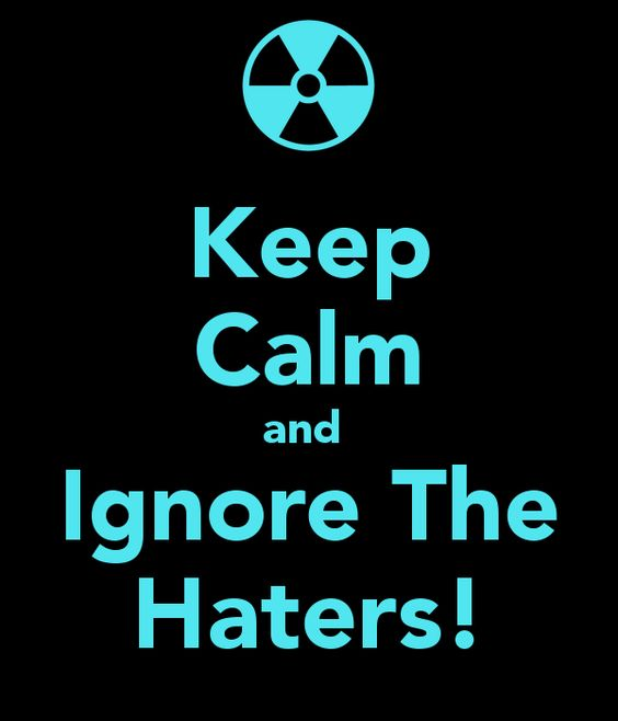 Keep On Hating Quotes: ♥ Keep Calm ♥