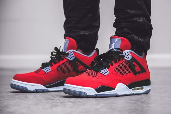 "Nike Air Jordan 4 Retro ""Toro Bravo"" in"