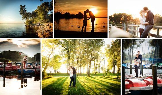 Die schönsten Orte für euer Verlobungsshooting: Übersee am Chiemsee