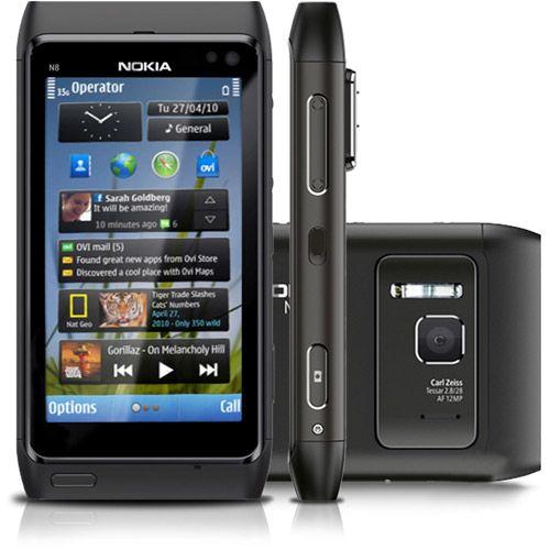 Smartphone | Nokia N8