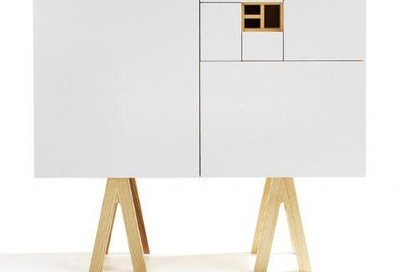 No.216 Sideboard par Jesper Ståhl pour Voice - Journal du Design