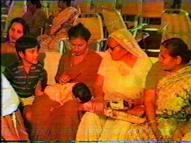 Awe,baby barun Naam karan ceremony