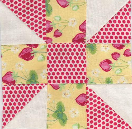 Easiest blocks – Farmer's wife sampler quilt | Sewn Up