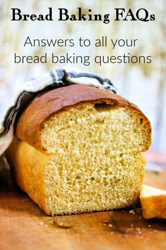 Bread Baking Faqs All Your Questions Answered Honey Recipes Honey Buttermilk Bread Bread Recipes Homemade