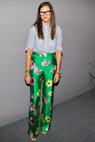 Me encanta la tela y la forma del pantalón!!!!!!!!!!!!!: