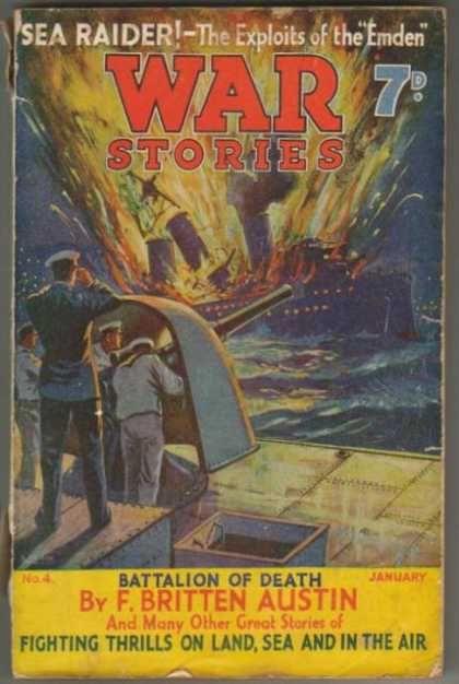 War Stories 35