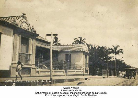 Historia de Cúcuta en fotos