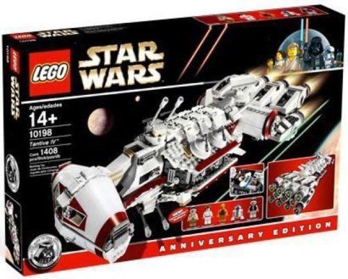 Lego 10198 Star Wars Tantive Iv Brand New Factory Sealed Free Shipping Lego Star Wars Lego Star Wars Sets Lego Star
