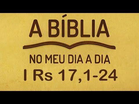 A Biblia No Meu Dia A Dia 03 01 20 Youtube In 2020 With