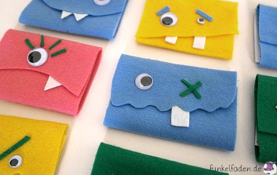 Kindergeburtstagskarten Selber Basteln : selber basteln monstereinladungskarten selber selber machen kinder