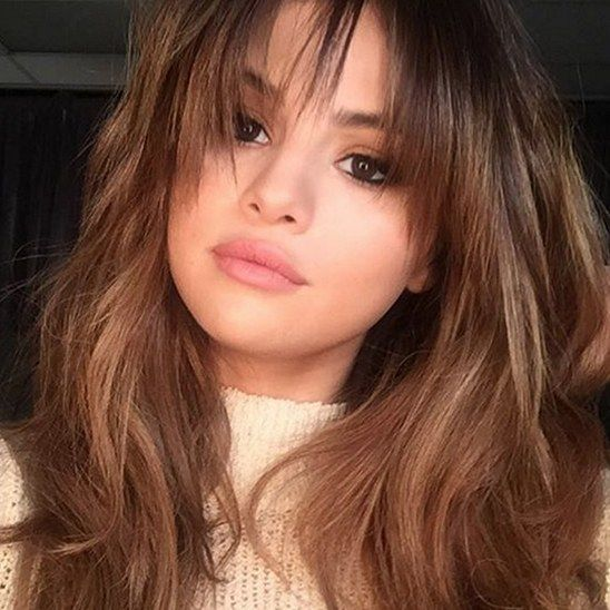 The Best Bangs For Your Face Shape Oblong Face Hairstyles Oval Face Haircuts Oval Face Hairstyles