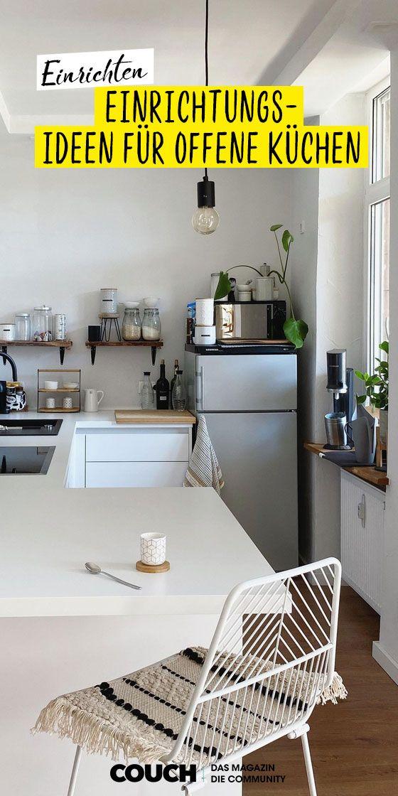 Schreinerkuche 3 Grunde Warum Du Mehr Design In Der Kuche Wagen Solltest Wohnkuche Kleine Wohnung Kuche Kuche