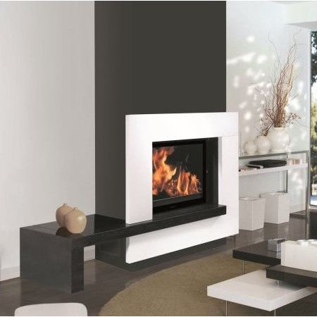 cheminee design brisach chemin es modernes et design chemin e construction pinterest. Black Bedroom Furniture Sets. Home Design Ideas