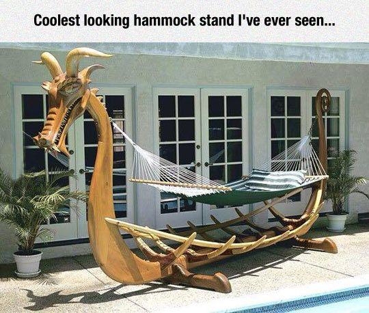 Viking boat hammock super wikingerschiff und alles - Hauseinrichtungen ideen ...