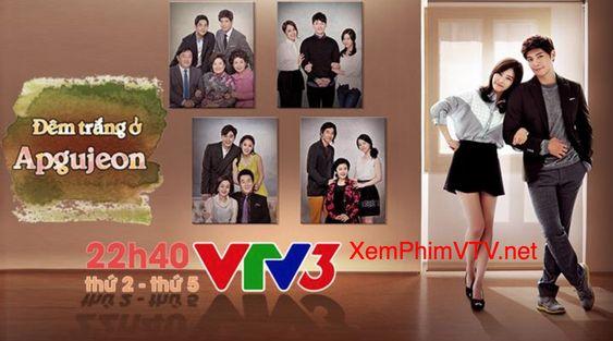 Đêm trắng ở Apgujeong Hàn Quốc VTV3