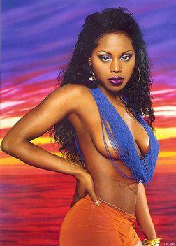 Foxy Brown  Afro-Trinidadian and Asian-Trinidadian