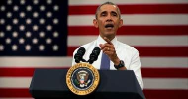 "Obama Unveils Plan to Further Nationalize Local Police: ""Common Core"" for police, the Obama plan outlines dozens of controversial ""recommendations"" to be foisted on state and local law-enforcement agencies using federal tax dollars as bribes — the same unconstitutional process used to impose the hugely unpopular national ""Common Core"" standards on states and schools nationwide. Opponents say it is part of a dangerous long-term plan that must be opposed. March 6 2015"