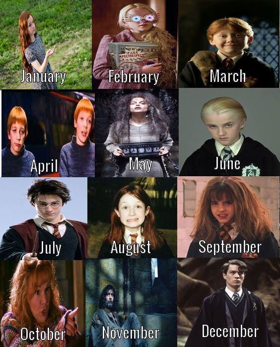 I M Ginny Though I Share The Same Sign As Hermione I Am Born In August P S I Did This Based On Th Harry James Potter Harry Potter Quotes Harry Potter