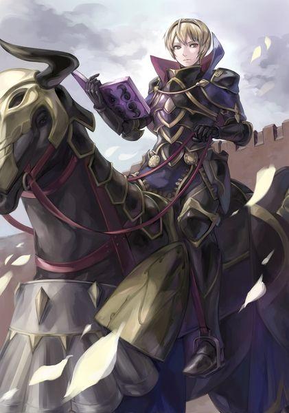 レオンさん - Fire Emblem: Fates - Leo