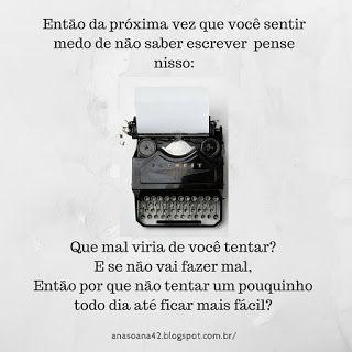 Ana só Ana #writing #Nanowrimo #escrita