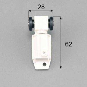 Dczz326 送料込み Lixil リクシル トステム 浴室ドア 吊戸タイプ用