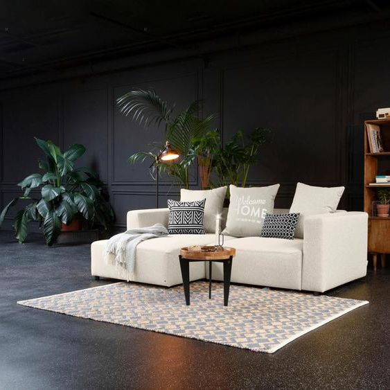 Tom Tailor Eck Couch Heaven Casual S Stoff In 2020 Sofa Ecksofa Wohnen