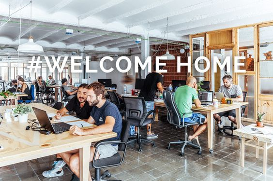 betahaus I Barcelona - Coworking Space