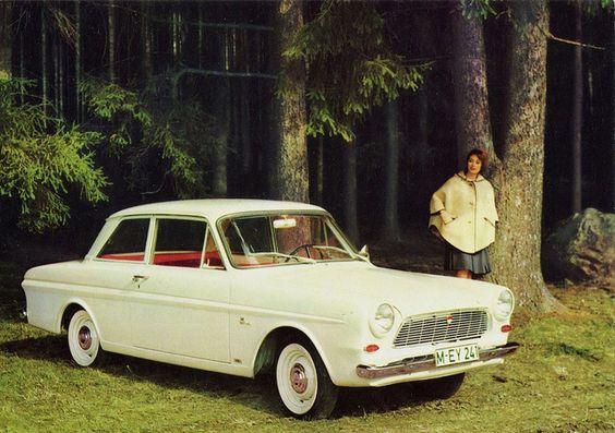 Ford Taunus 12 M - 1963