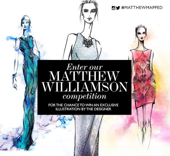 Matthew Williamson Competition