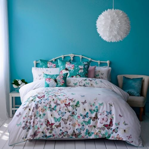 Quilt Covers & Coverlets Cascade Butterfly Bedroom http://www.adairs.com.au/bedroom/quilt-covers-&-coverlets/mercer-+-reid/cascade-butterfly-1