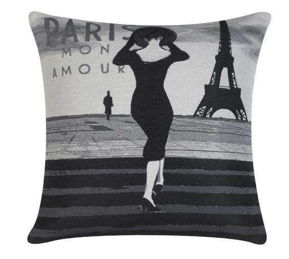 #Paris Mon Amour Pillow $24.95  #DreamDormOCM