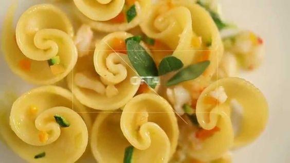 BARILLA - 3d pasta presented at Expo 2015