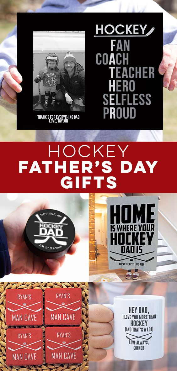Hockey Father S Day Gifts Hockey Dad Gifts Hockey Dad Personalized Hockey Gifts