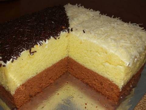 Resep Bolu Kukus Coklat Vanilla Oleh Dapur Dien Resep Resep Makanan Kue Lezat