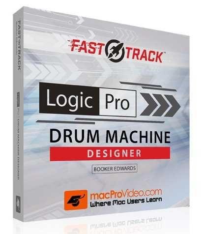 Drum Machine Designer Logic Pro X TUTORiAL SYNTHiC4TE   Sept 09 2016   76 MB…