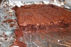 "I found this recipe for brownies about 4 years ago when I was getting really frustrated with boxed brownie mix.  I would get a hankering for a really amazing brownie, whip up a box mix like my mom used, and then be disappointed with the results.  They never seemed to be ""just right"" So, enterContinue Reading"