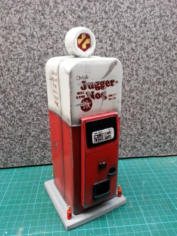 juggernog machine ebay