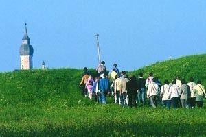 The Feast of the Three Hosts – a pilgrimage as described by Isaiah: Andechs pilgrimage