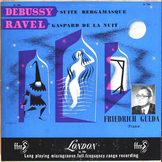 El piano de Friedrich Gulda.