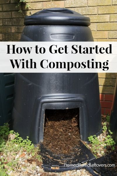 How to Get Started With Composting | Gardens, Beautiful ...