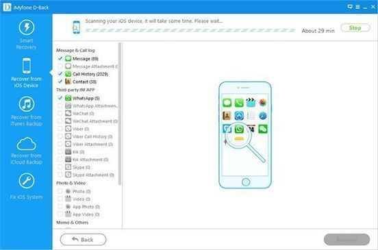 How To Recover Deleted Videos From Iphone Data Recovery Tools