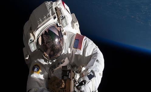 Cientistas estão desenvolvendo escudo para proteger astronautas da radiação cósmica