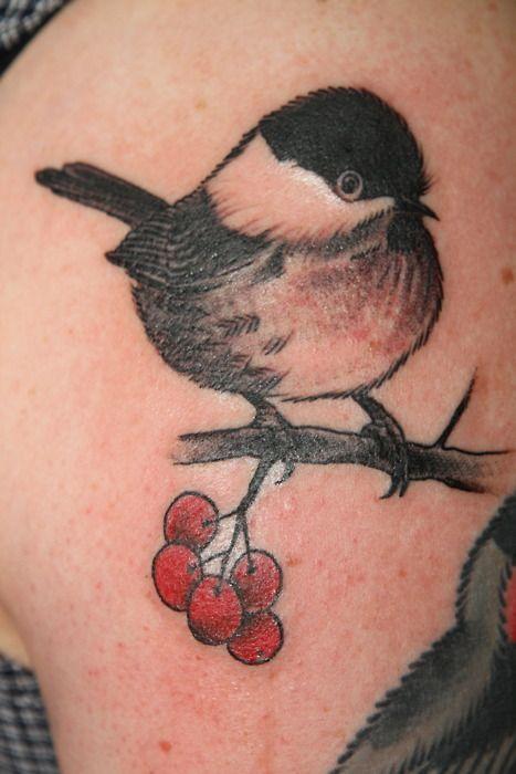 tattoo tit